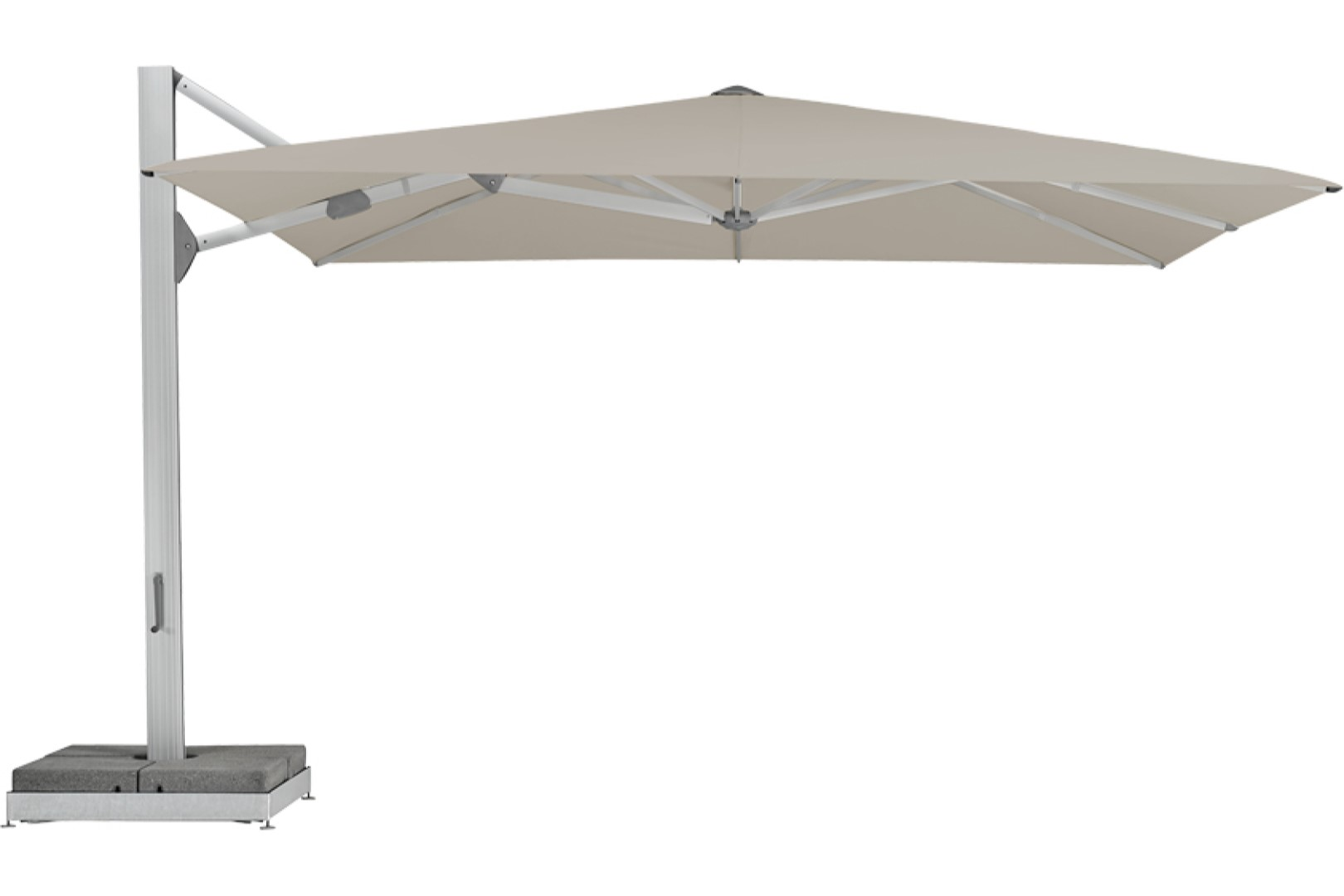 Ambiente Nova Cantilever Umbrella