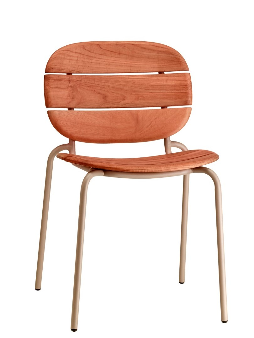 Si-Si Wood Chair 2510