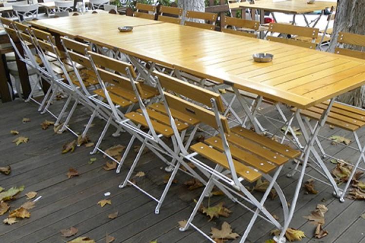 5502 - 4111 white frame on deck