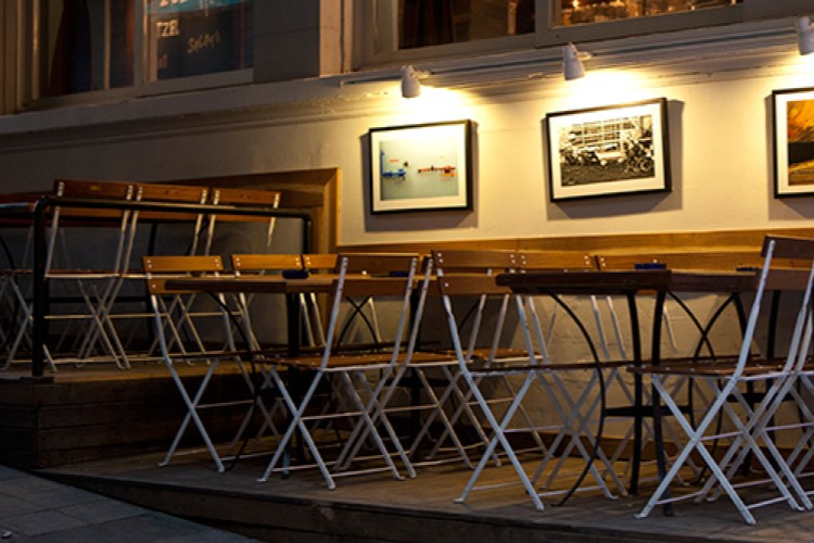 Madeleine Chair - Indigo Pub