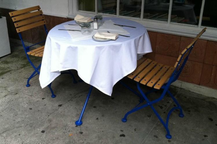 Veronique Chair - Mezzogiorno Restaurant