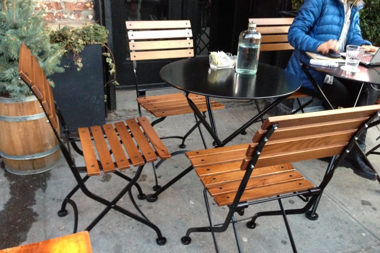 Veronique Chair - 5504CW-BK-and-4139S-BK - Kobricks Coffee