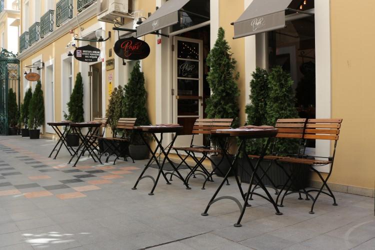 Veronique Chair - Paps Restaurant