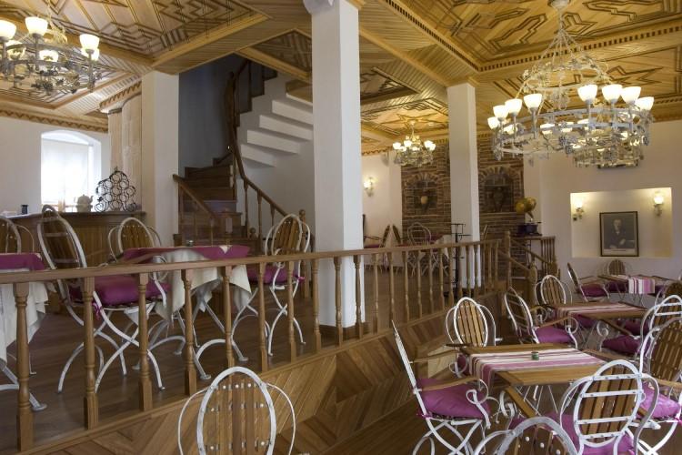 Hotel Restaurant 5511 Side Chair -5512 Armchair
