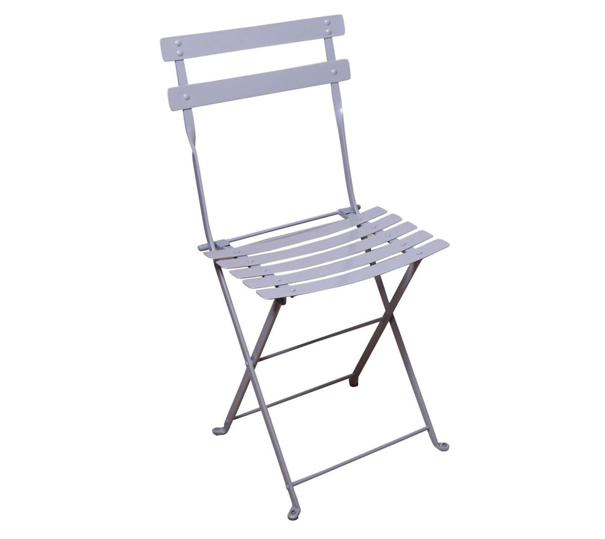 Paris Cafe Chair 5517S-WA- Silver