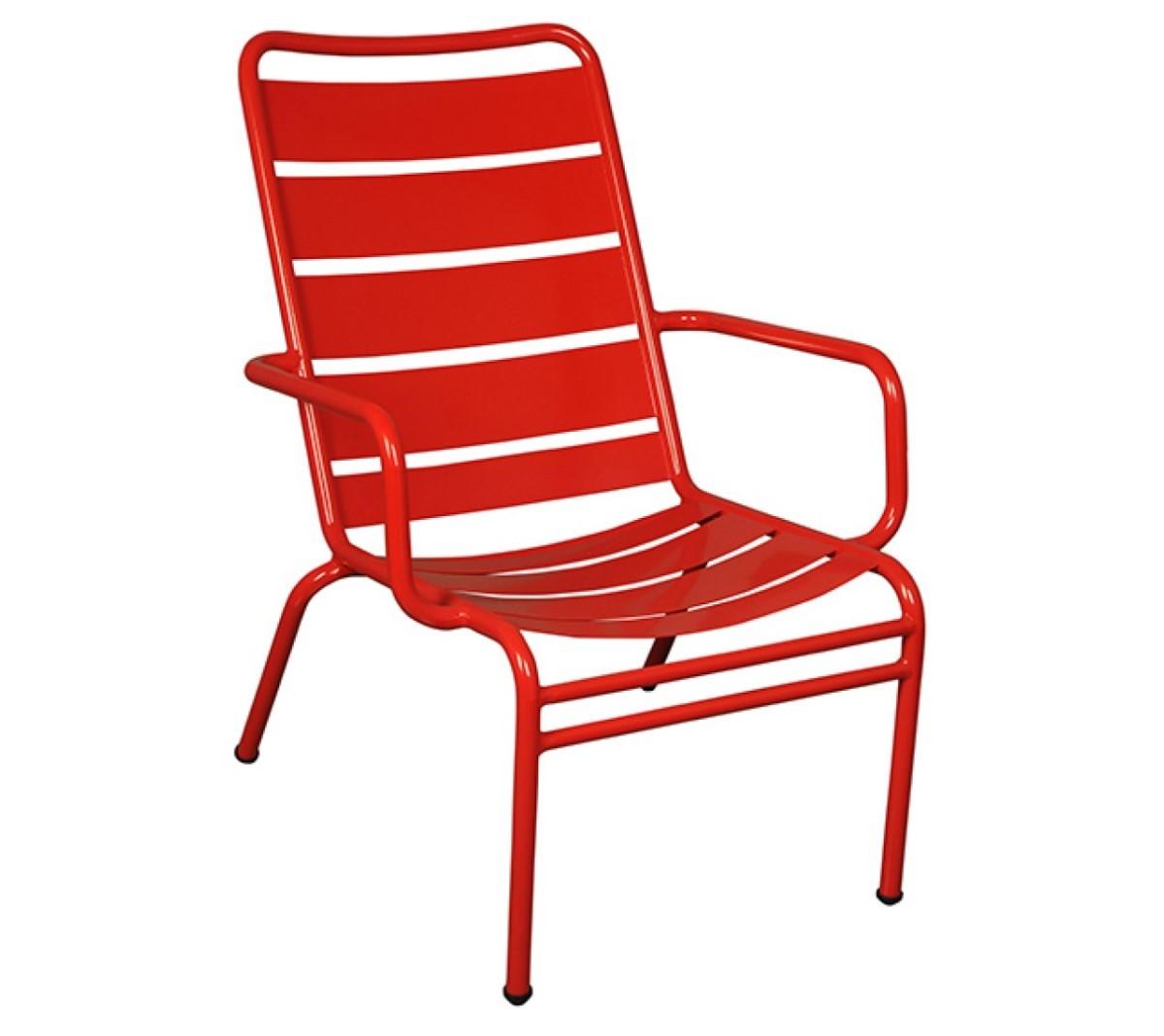 Senat Lounge - Red