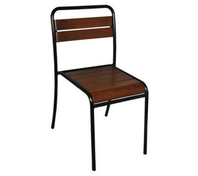 Chelsea Chair - Walnut Finish