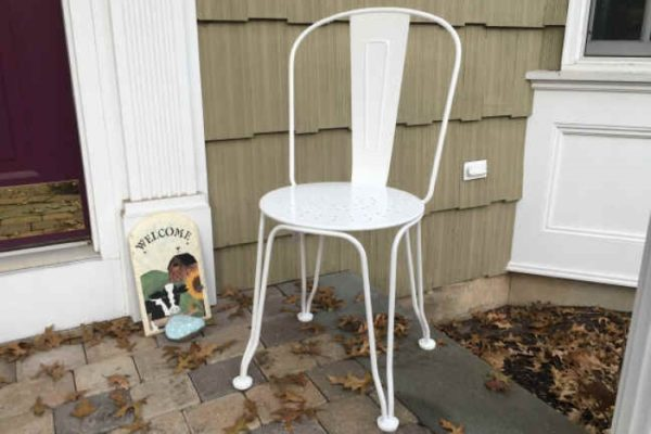 Charlotte Chair - White