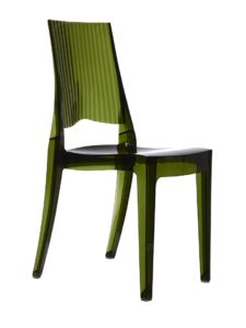 Glenda PolyCarbonate Chair 2360