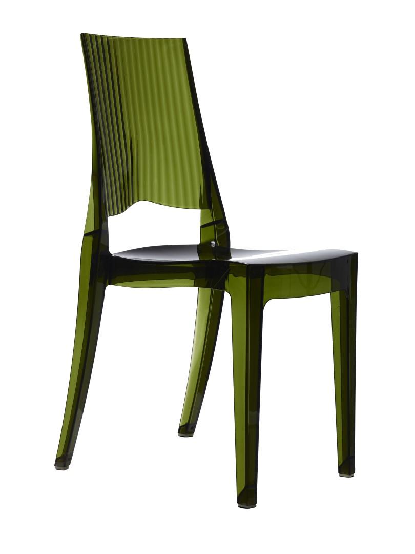 Glenda PolyCarbonate Chair 2360