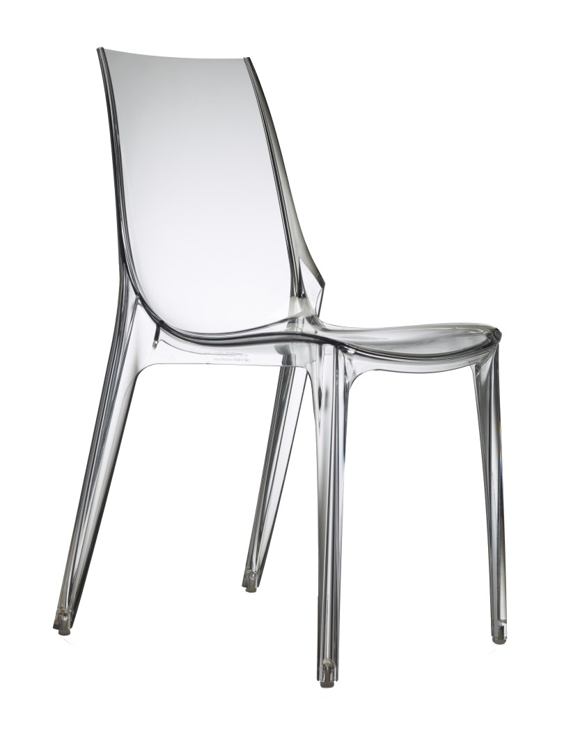 Vanity PolyCarbonate Chair 2652