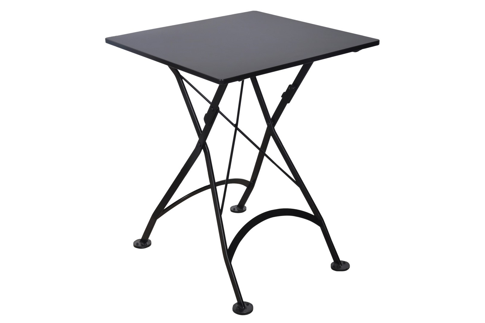 Square Top Steel Tables Outdoor Folding Page