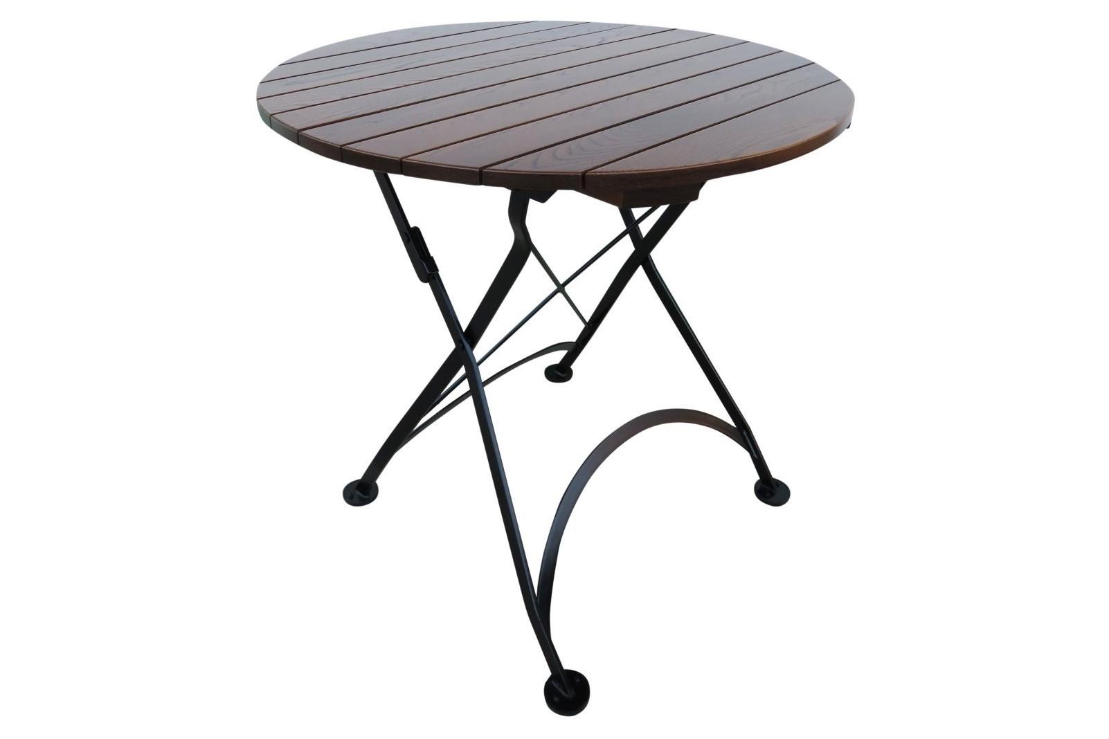 4106CW-BK European Chestnut dining table