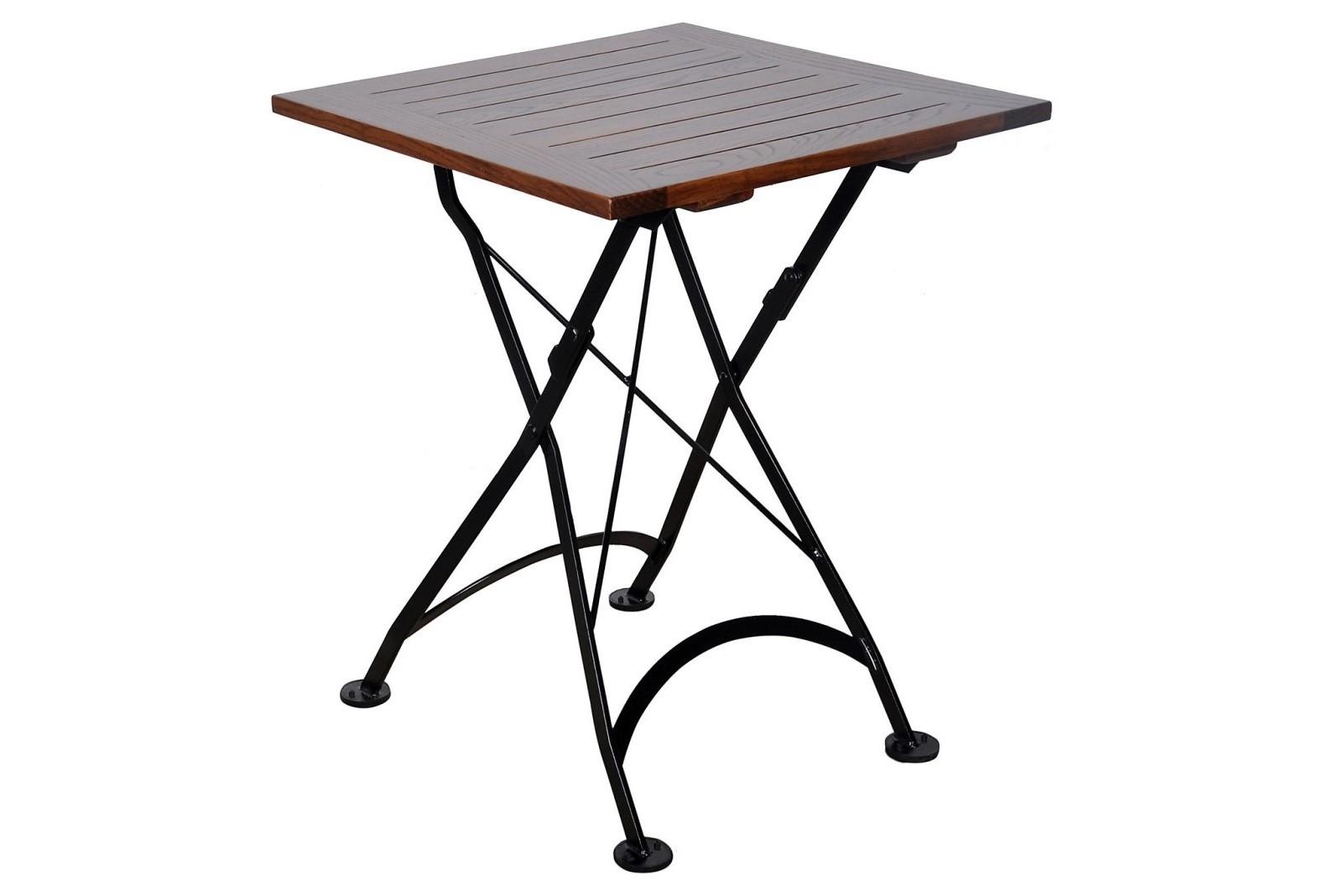 4113CW-BK European Chestnut dining table