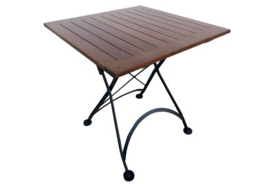 4114CW-BK European Chestnut dining table
