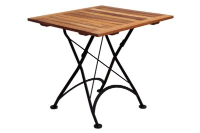 4114T-BK African Teak dining table