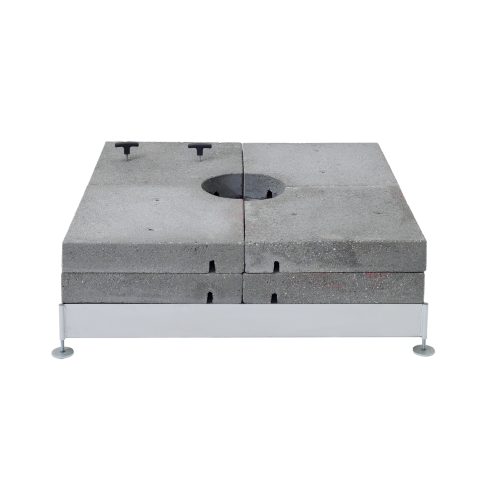 M4 M8 M16 Base for 430kg and 620kg