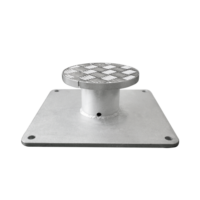M4 Mounting Plate 50-149cm